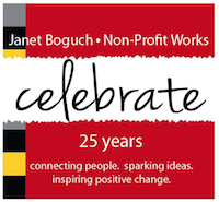 Celebrate 25 years on Non-Profit Works